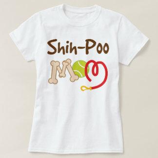 Shih-Poo Dog Breed Mom Gift T-shirt