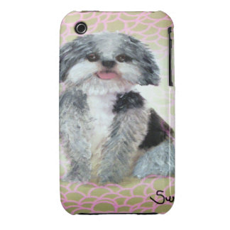 Shih-Poo iPhone 3 Case