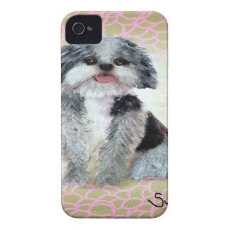 Shih-Poo iPhone 4 Case-Mate Case