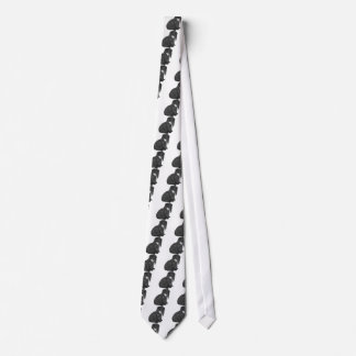 Shih Poo Neck Tie
