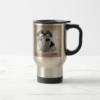 Shih-Poo Travel Mug