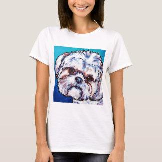 Shih Tzu blue T-Shirt
