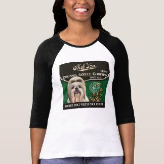Shih Tzu Brand – Organic Coffee Company T-Shirt
