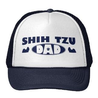 Shih Tzu Dad Trucker Hat