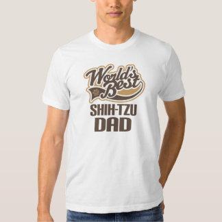 Shih-Tzu Dad (Worlds Best) T Shirt