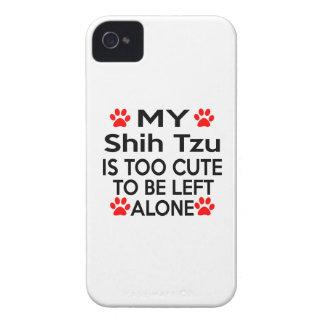 Shih Tzu Designs iPhone 4 Cases