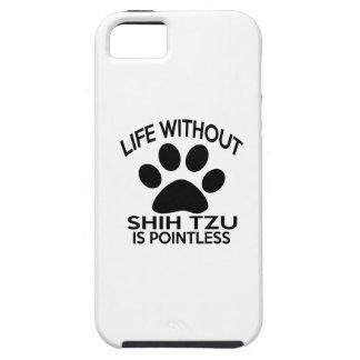 SHIH TZU DESIGNS iPhone 5 COVERS