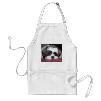 Shih Tzu Dog Adult Apron