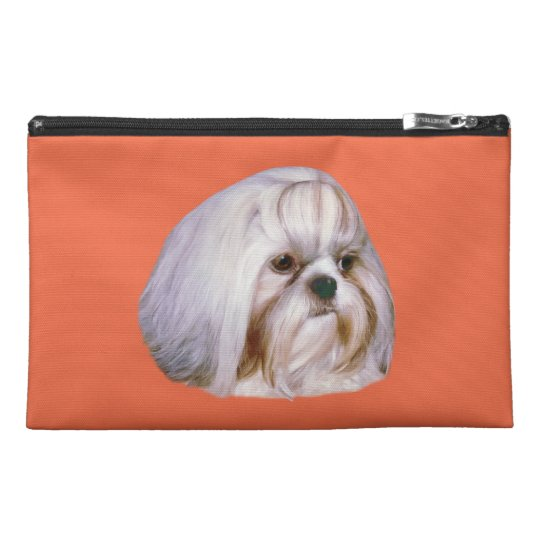 Shih Tzu Dog Bagettes Accessory Bag