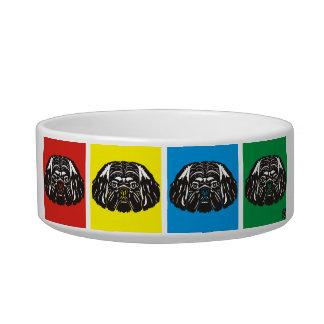 Shih Tzu Dog Bowl PawsID