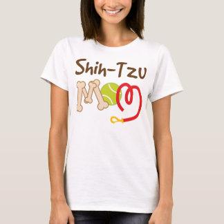 Shih-Tzu Dog Breed Mom Gift T-Shirt