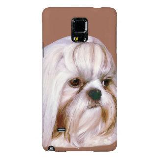 Shih Tzu Dog Customizable Galaxy Note 4 Case