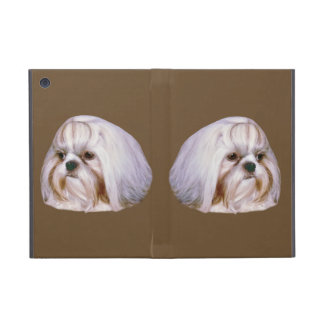 Shih Tzu Dog Customizable iPad Mini Case