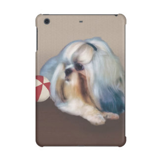 Shih Tzu Dog Customizable iPad Mini Retina Cover