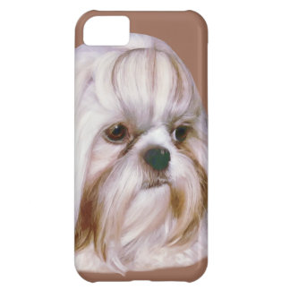 Shih Tzu Dog Customizable iPhone 5C Case