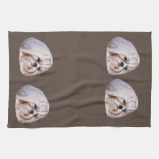 Shih Tzu Dog, Customizable Kitchen Towel