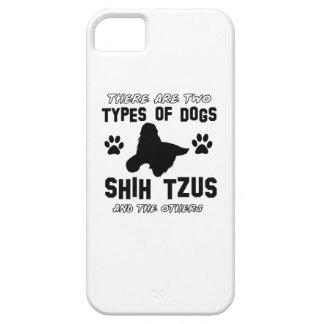 shih tzu dog Designs iPhone 5 Cover