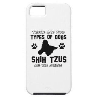 shih tzu dog Designs iPhone 5 Covers