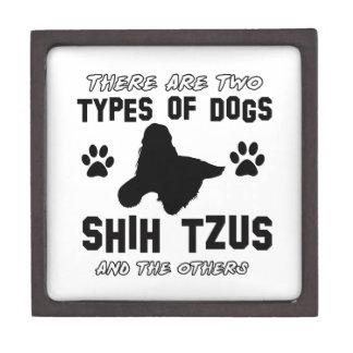 shih tzu dog Designs Premium Gift Box