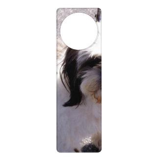 Shih Tzu Dog Door Hanger