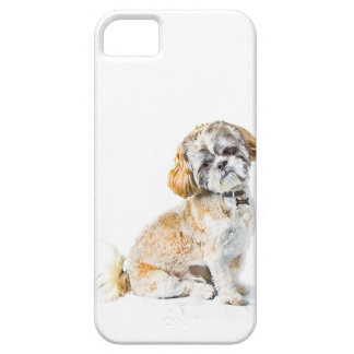 Shih Tzu Dog iPhone 5 Case-Mate Barely There iPhone SE/5/5s Case