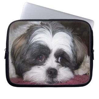 Shih Tzu Dog Laptop Computer Sleeves