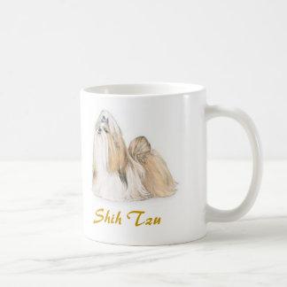 Shih Tzu, Dog Lover Galore! Classic White Coffee Mug