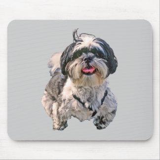 Shih Tzu Dog Mouse Pad