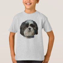 Shih Tzu Dog Tee Shirt