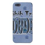 Shih Tzu Dude iPhone 5 Case