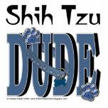 Shih Tzu DUDE Photo Cutouts