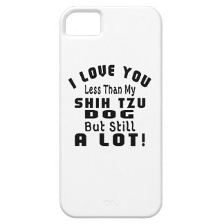 SHIH TZU FUNNY DESIGNS iPhone 5 CASES