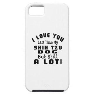 SHIH TZU FUNNY DESIGNS iPhone 5 COVER