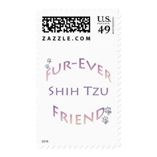 Shih Tzu Furever Friend Postage