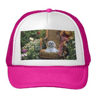 Shih Tzu Garden Hat