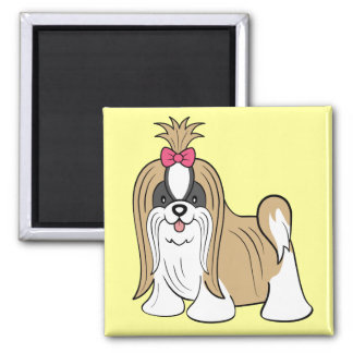 Shih Tzu Gifts and Merchandise Magnet