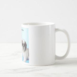 Shih Tzu - Godmother Poem Coffee Mug