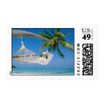 Shih Tzu Hanging Out Postage Stamp