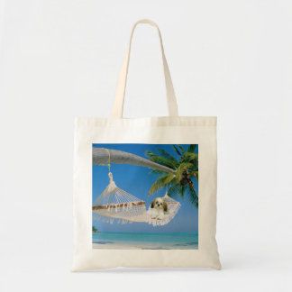 Shih Tzu Hanging Out Tote Bag
