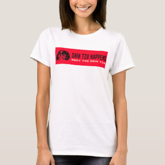 shih_tzu_happens T-Shirt