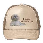 Shih Tzu I Adore Hat