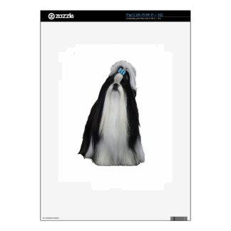 SHIH TZU iPad 2 DECAL