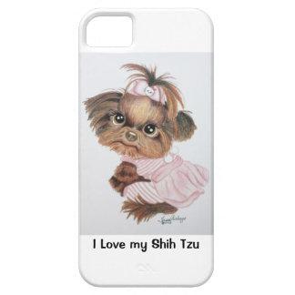 Shih Tzu iPhone 5 Case