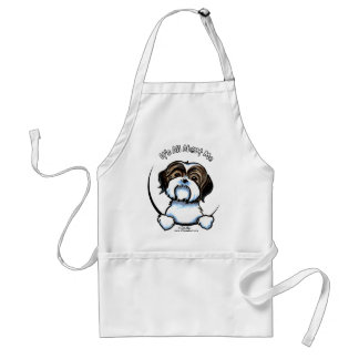 Shih Tzu Its All About Me Adult Apron