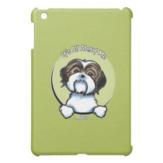 Shih Tzu Its All About Me iPad Mini Cover