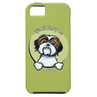 Shih Tzu Its All About Me iPhone SE/5/5s Case