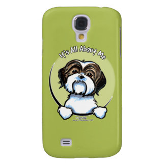 Shih Tzu Its All About Me Samsung Galaxy S4 Cover