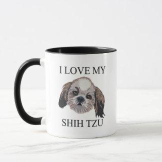 Shih Tzu Love! Mug