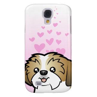 Shih Tzu Love (puppy cut) Samsung S4 Case
