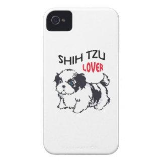 SHIH TZU LOVER iPhone 4 Case-Mate CASES